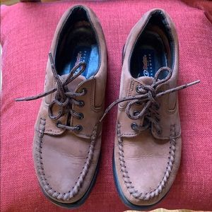 Dexter USA Size 8N Walkmocs Brown Nature Friendly